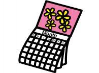 Kalenders en stickers